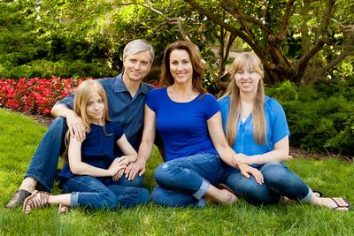 Family Portrait - Rocking Horse Ranch