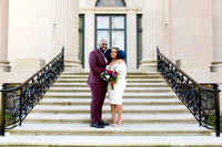 Vanderbilt Mansion - Fall engagement shoot.